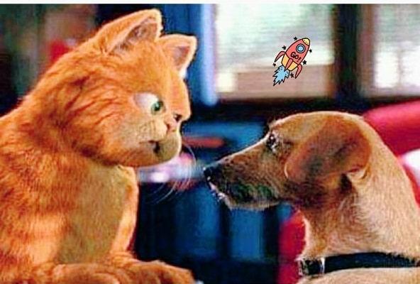 Odie es el nombre del perro famoso de la película garfield