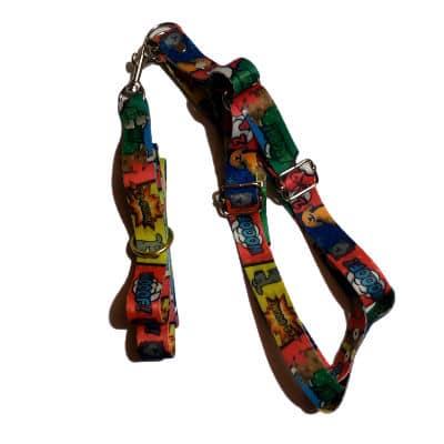 collar para perro grande cinta china grande